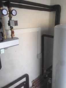 installation de chaudi res gaz condensation nos r alisations. Black Bedroom Furniture Sets. Home Design Ideas